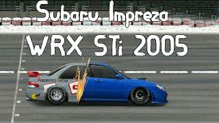 Уличные Гонки - Начало новой истории [Subaru Impreza WRX STi 2005]