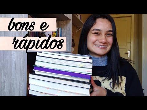 12 LIVROS PARA LER EM UM DIA ??? || Amid Books