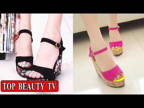 Top Wedge heels, wedge sandals high heels for women