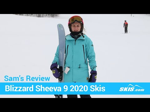 Video: Blizzard Sheeva 9 Skis 2020 17 40