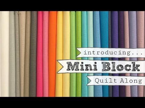 MINI BLOCK QAL | Introduction