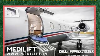 Fast Medilift Air Ambulance Service in Mumbai
