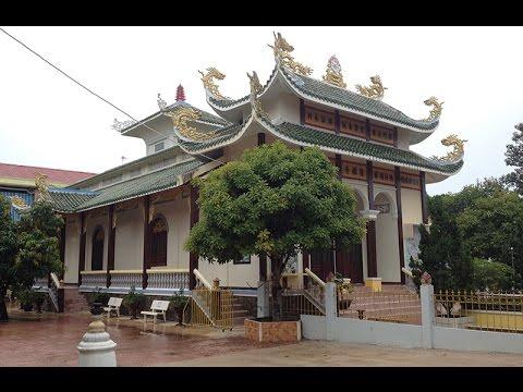 Giới thiệu chùa Long Phước huyện Lấp Vò, tỉnh Đồng Tháp
