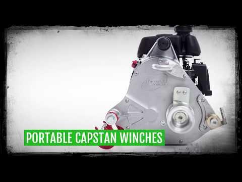 Portable Winch PCW 5000-HS