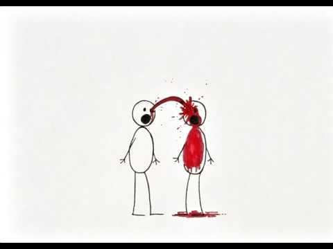 "18 years old and still just as mad and beautiful as when I first saw it - ""Rejected"" by Don Hertzfeldt"