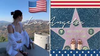 USA VLOG:ЖИЗНЬ В АМЕРИКЕ, СБЕЖАЛИ В L.A. ОТ ОСЕННЕЙ ДЕПРЕССИИ 🇺🇸🌴