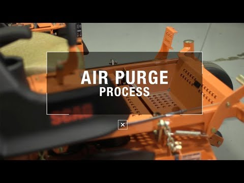 Hydro-Gear Purge Procedure - смотреть онлайн на Hah Life