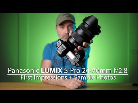 External Review Video 3yI4gmygoo4 for Panasonic Lumix S Pro 24-70mm F2.8 Lens (S-E2470)