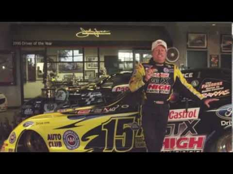 John Force on Racing Safety and Simpson Race Products