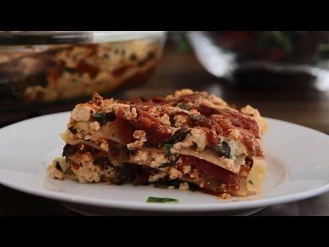 How to Make Vegan Lasagna | Vegetarian Recipes | Allrecipes.com