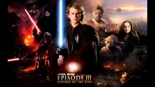 Star Wars Episode 3 - The Birth Of The Twins And Padme's Destiny #14 - OST