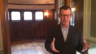 Touring A Historic Home In Detroits Boston Edison Neighborhood