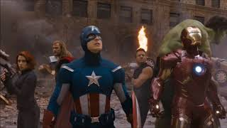 Gambar cover Janji - Heroes Tonight [feat. Johnning] (with footage from The Avengers)