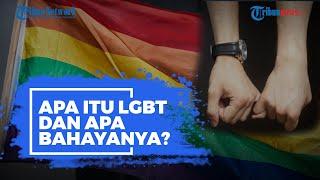 Apa Itu LGBT (Lesbian Gay Biseksual dan Transgender) dan Apa Bahanya?