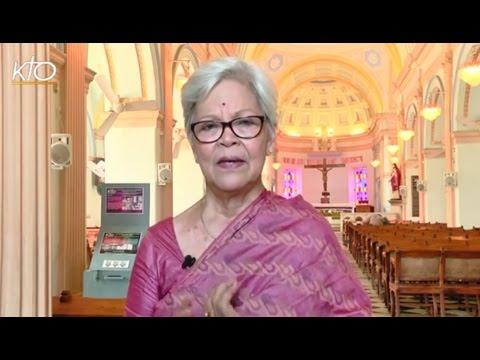 Prier la Semaine Sainte avec les Indiens