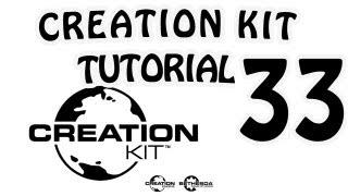 Creation Kit Tutorial №33 - Как сделать свой ретекстур