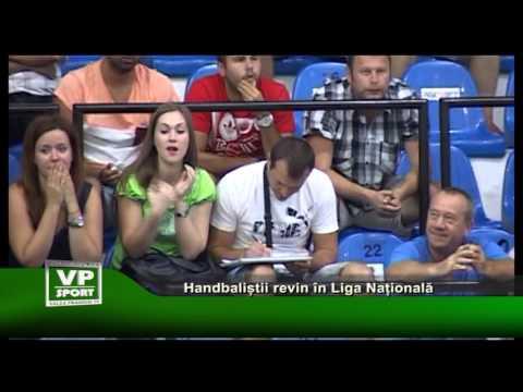 Handbalistii Ploiestiului revin in Liga Nationala