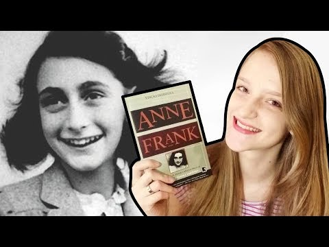 O Diário de Anne Frank | Ana Roncon