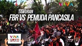 Gambar cover Bentrok FBR vs Pemuda Pancasila Pecah Di Pamulang