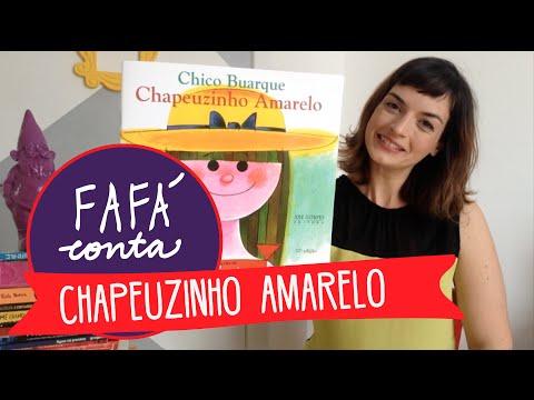 CHAPEUZINHO AMARELO por Fafá conta - contação de histórias - COM LEGENDA EM PORTUGUÊS