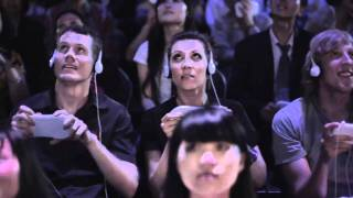 Video : China : The ShangHai 上海 World Expo: telecoms pavilion