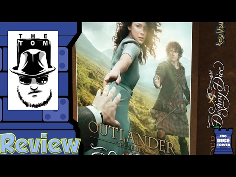 Outlander: Destiny Dice Review - with Tom Vasel