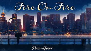 Sam Smith   Fire On Fire 1 Hour [Relaxing With Piano]