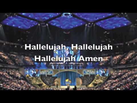 Hallelujah - Lakewood Church  (lyrics)