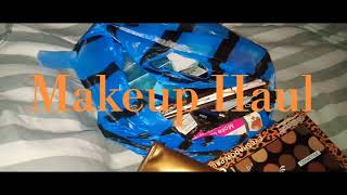 preview picture of video 'DRUGSTORE MAKEUP HAUL/NEW DRUGSTORE/AFFORDABLE HAUL 2018'