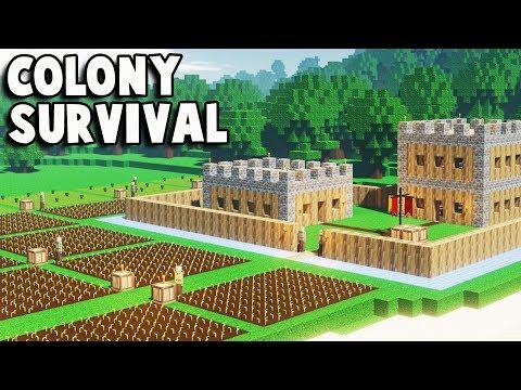 Скачать игру colony survival