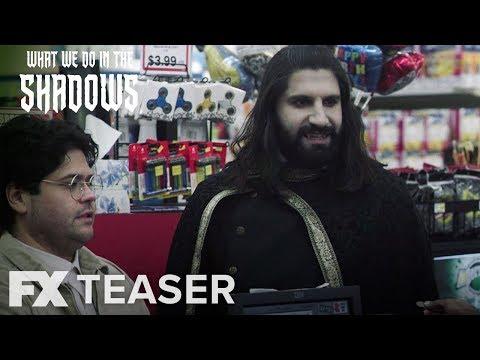Video trailer för What We Do in the Shadows | Season 1: Cash or Credit Teaser | FX