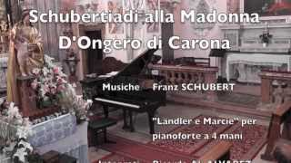 preview picture of video 'Schubertiadi 2013 alla Madonna D'Ongero 01'