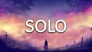 JENNIE ‒ SOLO (Lyrics)