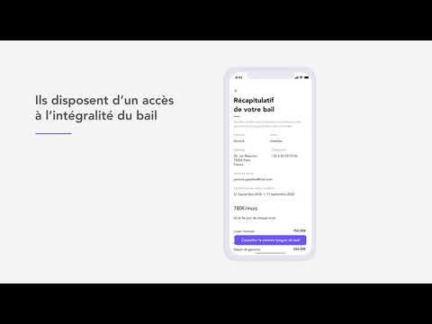 Video Avec Ublo, offrez à vos résidents une gestion simple des documents !