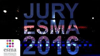 Jury 3D 2016 - ESMA