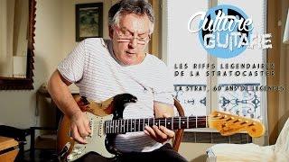 """Culture Guitare """"La Strat"""" - PART II - Les Riffs légendaires de la  par Pierre Chérèze"""