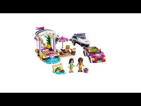 01037 Lepin Скоростной катер Андреа копия Lego 41316