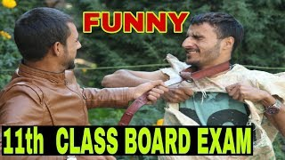 Board Exam Funny Video by|Kashmiri rounders