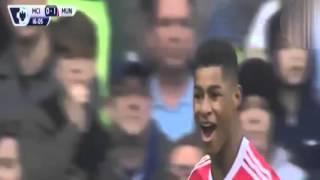 Manchester City VS Manchester United 01 Highlight & All Goals