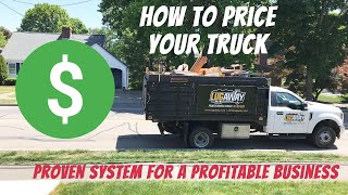 Junk Removal: How To Price Your Truck