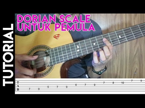 Belajar Gitar Dorian Scale Mp3