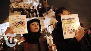 Tense Mood in Paris After Terror Attack on Charlie Hebdo | The New York Times