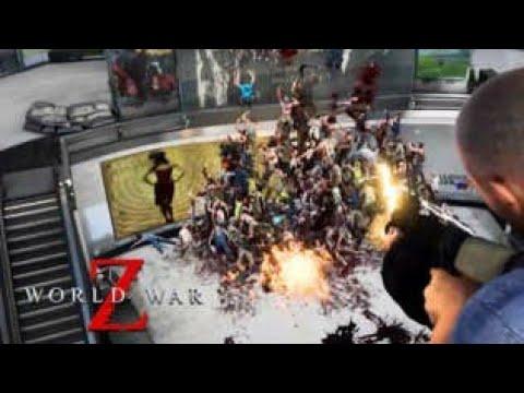 WORLD WAR Z GAMEPLAY