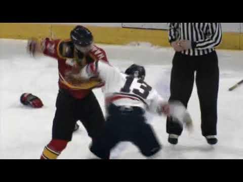 Jake Hamilton vs. Jimmy Soper