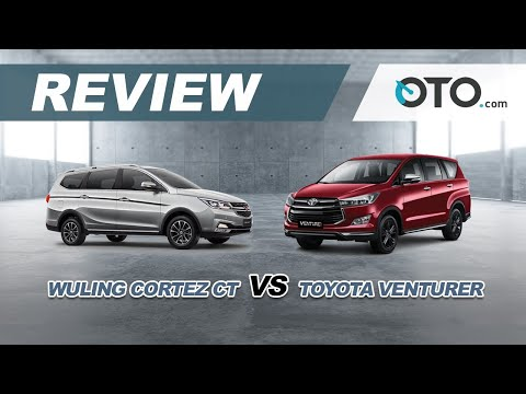 Wuling Cortez CT vs Toyota Venturer | Review | Pilih yang Mana? | OTO com