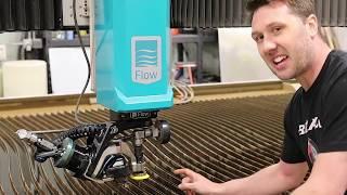 How Does a Waterjet Work? Waterjet 101