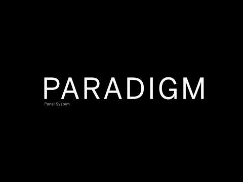 Paradigm Panel System Presentation