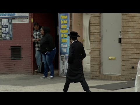 Video Orthodox Jews Arrive in Jersey City Neighborhood, Raising Hopes and Fears