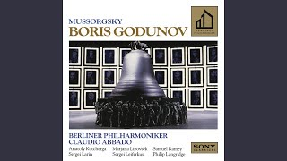 """Boris Godunov: Opera In Four Acts With A Prologue: Act I, Scene 1: """"I Arrived At Night"""""""