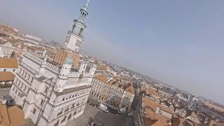 Poznań Old Town | Cinematic FPV | 4K
